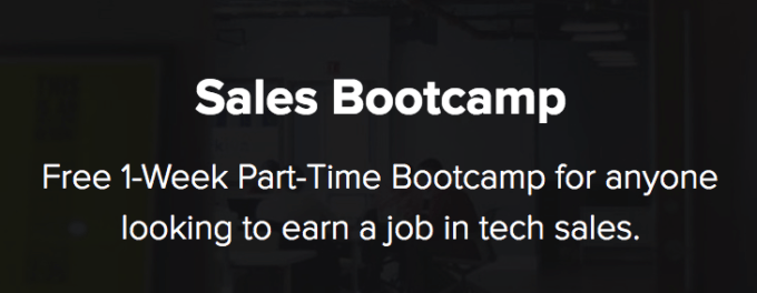 Video: What Is Sales Bootcamp?