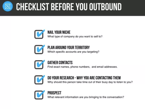 How To Outbound Prospect And Set Meetings In A Competitive Market