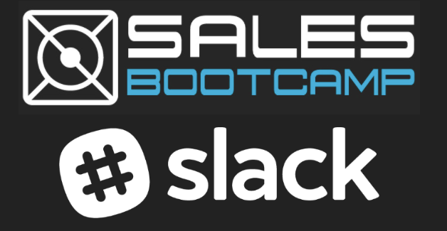 Join Sales Bootcamp On Slack!