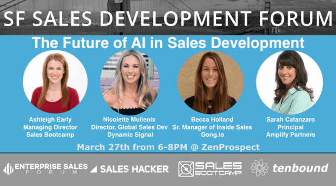 The Future Of AI In Sales Development