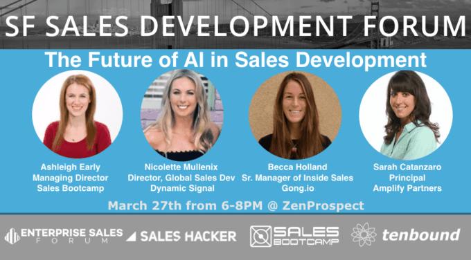 The Future Of AI In Sales Development